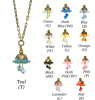 Fairy Flower Necklace- 12 Color Options